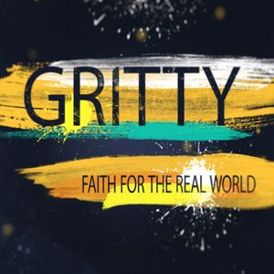 """CR GRITTY """"Grace-Strong"""""""