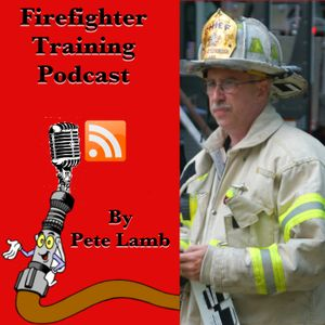 Some More Fire Service History - An Interview with Chief  Jim Blanchard