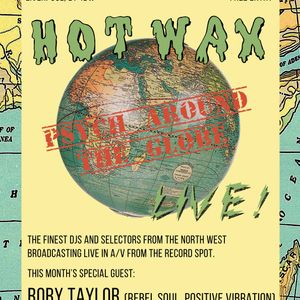 Hotwax - Rory Taylor (psych from around the world)
