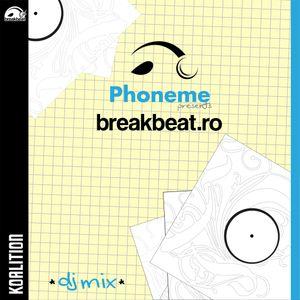 Phoneme - Breakbeat.Ro dj mix [2007]