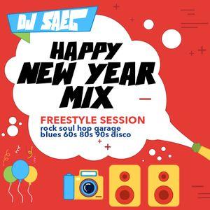 Happy New Year Mix 2017-18 Pt.1