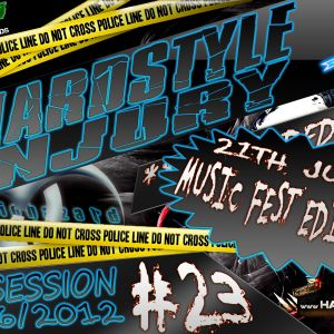 E Razer – Hardstyle Injury * Reloaded * Live #23 (Celebrate The Summer) | 21/06/12