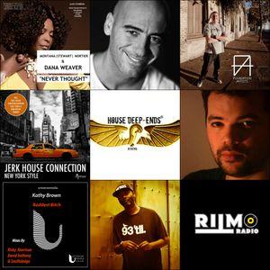 Dj Constadino presents ''House Deep-Ends'' Show- Ritmo Radio 15-07-2016