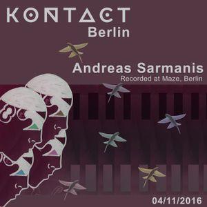 Andreas Sarmanis at Kontact Berlin