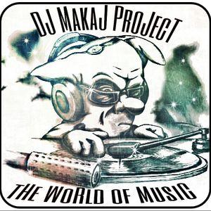 Dj Makaj - 90-2000 Trance Of The World The New Generation Remixes (28.08.2013)