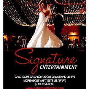Signature Entertainment with DJ Mike Setlock presents BEST WEDDING RECEPTION EVER!!!!