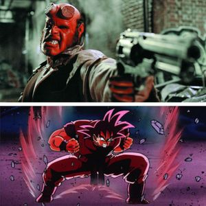 Couch Potato Saga in the Morning 9 - Hellboy/DBZ Movies