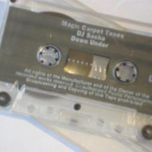 Magic Carpet Tapes (side 1) - DJ Sasha Downunder, March 1992