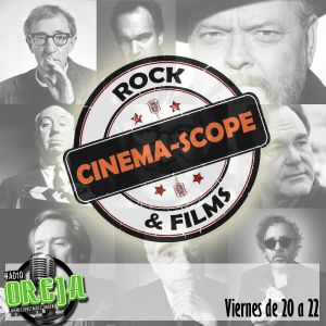 CINEMASCOPE - PROGRAMA 042 - 20-03-15 - VIERNES DE 20 A 22 HS POR WWW.RADIOOREJA.COM.AR