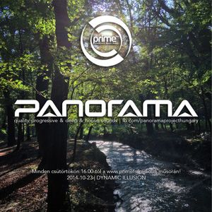 Panorama @ Prime FM 025 - Mixed By Dynamic Illusion | 20141023