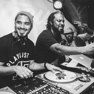 DJ Moma & Matthew Law LIVE @ Friends & Fam PHL (10-2017)