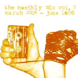 Monthly Mix #4 - June 2006