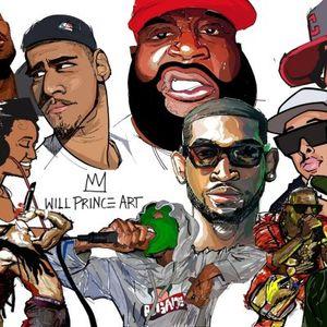 Official Hip Hop 2016 Mix ft. Drake, Gucci Mane, Future, Young Thug, Lil Uzi, Lil Wayne