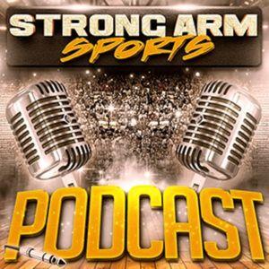 Strong Arm Sports Podcast Epi 76 | Lebron James, Coach K & RG3 Needs to SHUT UP