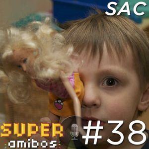 SAC 38 - Barbies não são Bonecas, são Action-Figures!