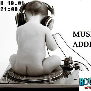 Music Addiction (Rockarolla Radio 18.01.2012)