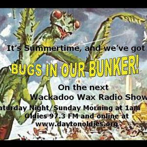 Wackadoo Wax Radio Show #16 with A. Ghastlee Ghoul and Comrade X Munson