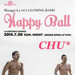 HappyBall20140720LiveMix=CHU*
