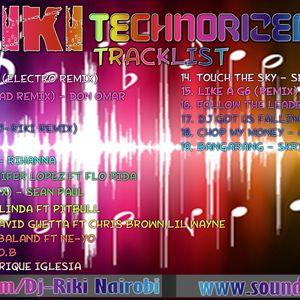 Technorized Mixtape