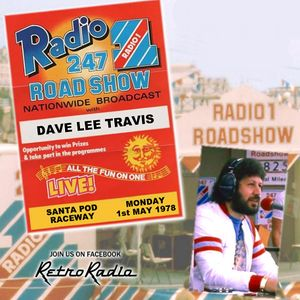 RADIO 1 ROADSHOW - DLT - 1-5-1978