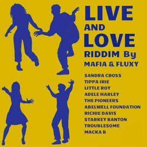 Live And Love Riddim Mix Promo (Aout 2012 ) - Selecta Fazah K.