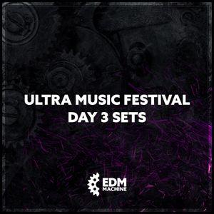 Vini Vici - Live @ Ultra Music Festival Miami 2017