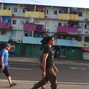 Melodía al 100 desde el barrio el Chorrillo en Panamá City
