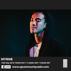 SGCR Radio Show #62 - 16.05.2018 Episode Part 1 ft. MYRNE