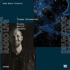 DCR568 – Drumcode Radio Live – Thomas Schumacher Studio Mix recorded in Berlin