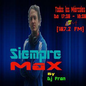 Siempre MaX by Dj Fran 24º-2T