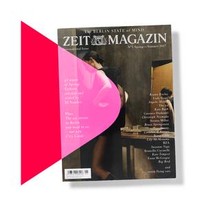 What About? – ZEITmagazin International