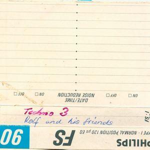 dj rolf and friends  Walfisch 1991 oder 1992