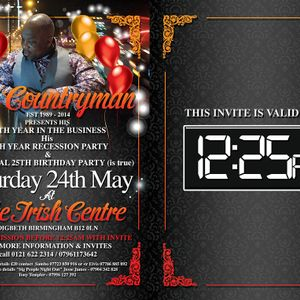 240514 - djcountryman 25th Birthday / Recession & Anniversary Party part 2