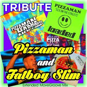 TRIBUTE MIX - Pizzaman & Fatboy Slim (Extended MoveGroove Mix)