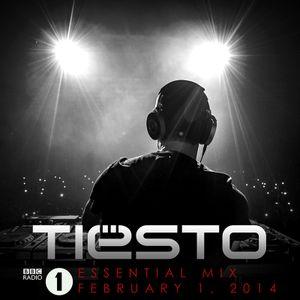 Tiesto - Essential Mix, Feb 2014