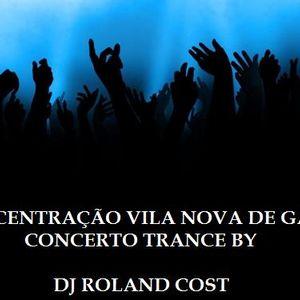 DJ Roland Cost CONCERTO CONCENTRAÇAO GAIA