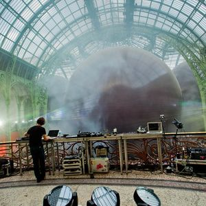 37yh Chapter Of 808Nights!!! Richie Hawtin vs. Anish Kapoor @ Grand Palais(Paris)