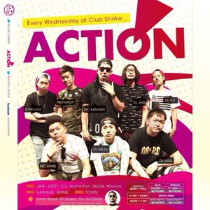 ACTION Monthly Mix Vol.1 (Mixed By DJ JAG × DJ RAYZ-RO)