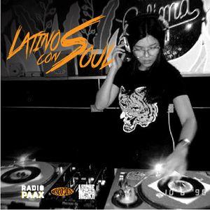 Discodelica, sesión para el festival Latinos con Soul Vol. 2. Radio Paax