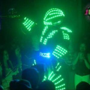 Electro Mix Club--Dj Haus White