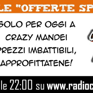 Crazy Mandei - Offerte speciali