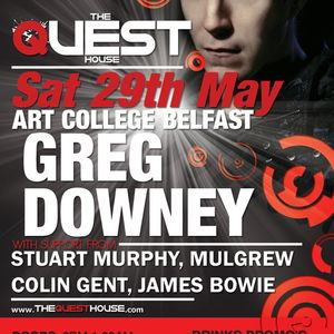 Mulgrew @ The Art College, Belfast [29-05-2010]