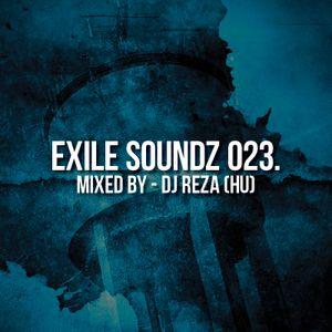 Dj Reza (Hu) - Exile Soundz Compilation 023.