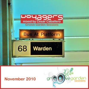 "Groove Garden Sessions (Nov-2010) ""Voyagers"""