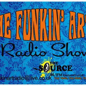 The Funkin' Arts Radio 16th Feb