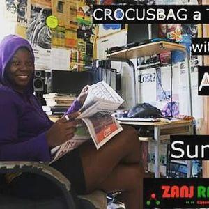 Crocus Bag with DJ Afifa   World Cup Final Edition featuring DJ Zanj & Jason   July.15.2018