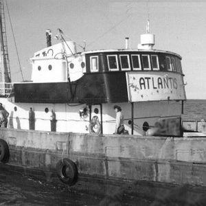 Radio Atlantis - Dave Rodgers - 26 mei 1974 (18u00 - 19u00)