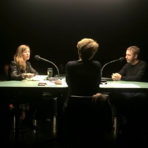 STATION DEBOUT #2 avec Jeremy Narby et Barbara Métais-Chastanier