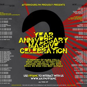 Indecent Noise - 9YAMC on AH.FM 28-May-2015
