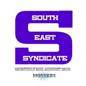 SES Monthly Mix August 2012 Monker